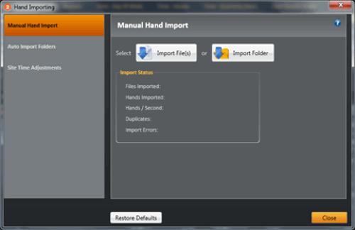 Holdem manager 2 export hands