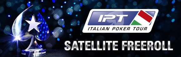 IPT Satellite Freeroll PokerStars