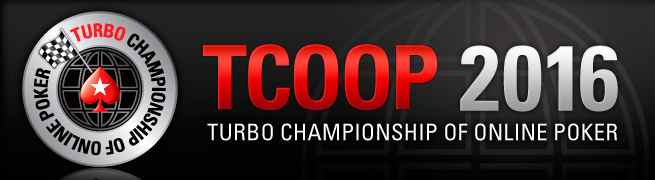 TCOOP Turbo Championship of Online Poker Series 2016