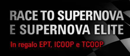 race supernova pokerstars