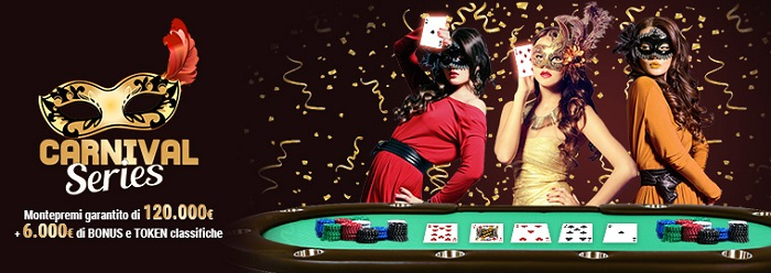 lottomatica poker carnival series