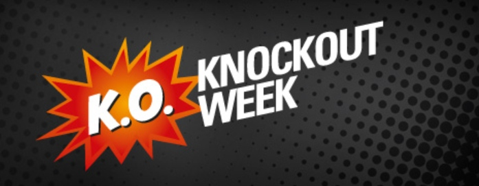 pokerstars knockout week