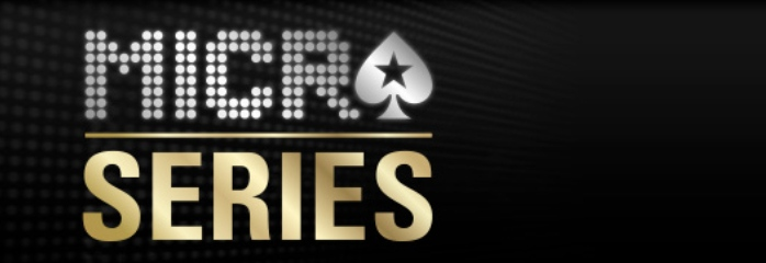 pokerstars micro series 2017