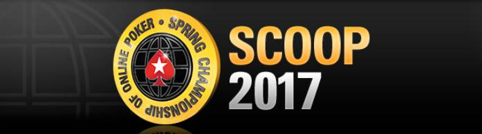 scoop 2017 pokerstars