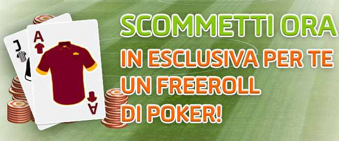 Betting Freeroll Gioco Digitale poker