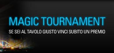 Magic Tournaments PokerStars