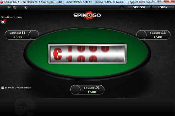 Spin Go PokerStars