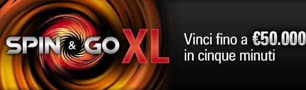 Spin Go XL PokerStars