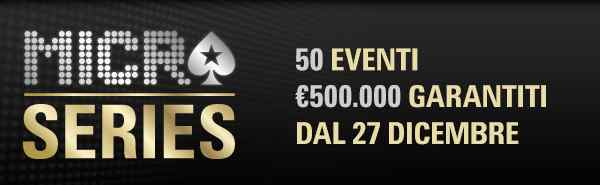microseries pokerstars