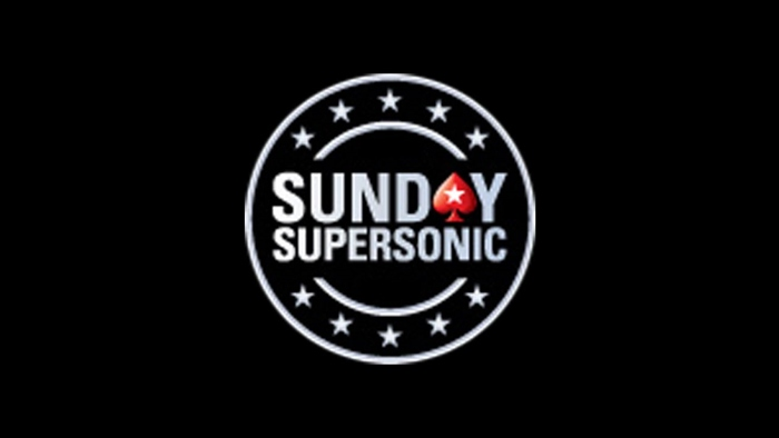 sunday supersonic pokerstars