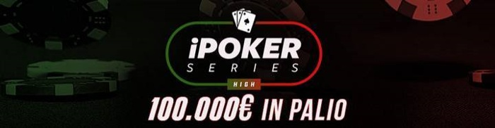 ipoker high series eurobet poker