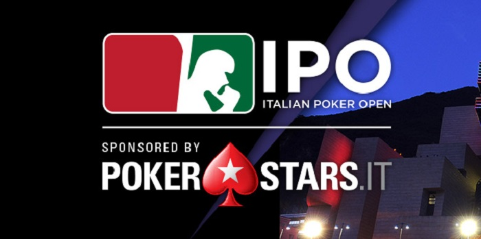 ipo pokerstars